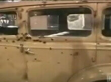 Bonnie & Clyde's Ford V8