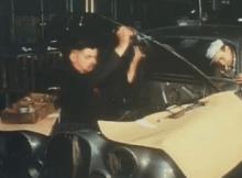 Jaguar Factory 1961