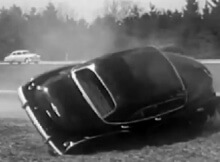 Chevy 1950's Rollover