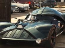 Darth Vager custom car