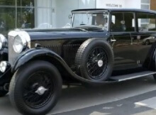 1930 Bentley 8Litre