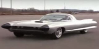 Cadillac Cyclone Concept Car