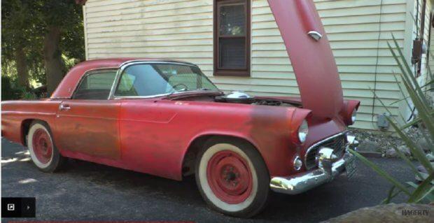 Rare Cars Barn Find