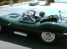 McQueens Jaguar XKSS
