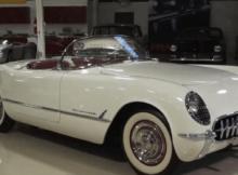 53 Vintage Corvette