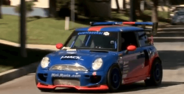 2002 Mini Cooper Twin Engines