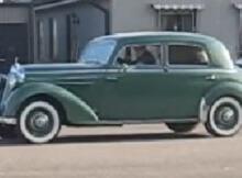 1935 Mercedes 170