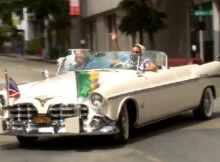 1952 Chrysler Imperial Parade Car