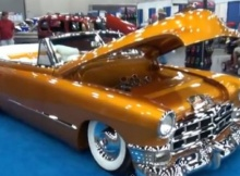 49 Cadillac Custom Convertible