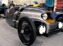 Morgan EV3 Concept Car