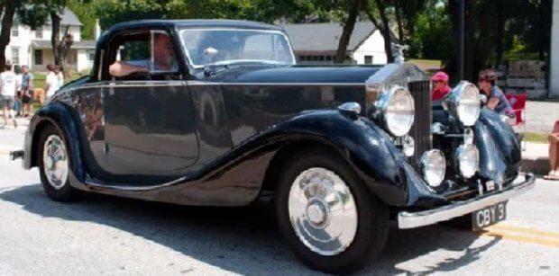 Rolls Royce 25-30HP