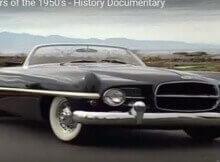 Dodge Firebomb Concept1950's