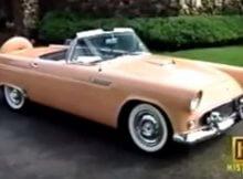 Ford Thunderbird History