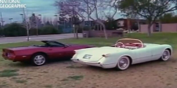Chevy Corvette History