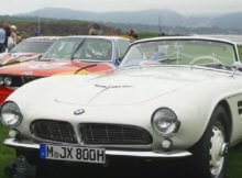Elvis Presley's BMW